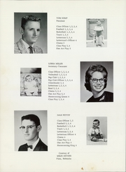 Page 12, 1964 Edition, McPherson County High School - Longhorn Yearbook (Tryon, NE) online yearbook collection