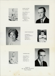 Page 13, 1964 Edition, McPherson County High School - Longhorn Yearbook (Tryon, NE) online yearbook collection