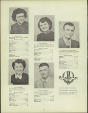 Page 12, 1951 Edition, Merna High School - Coyote Yearbook (Merna, NE) online yearbook collection