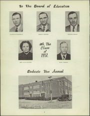 Page 6, 1951 Edition, Merna High School - Coyote Yearbook (Merna, NE) online yearbook collection