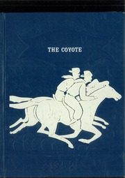 1952 Edition, Merna High School - Coyote Yearbook (Merna, NE)