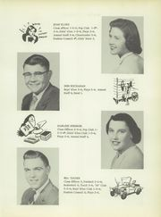 Page 11, 1954 Edition, Madrid High School - Pirate Yearbook (Madrid, NE) online yearbook collection
