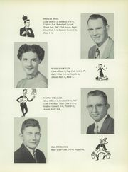 Page 13, 1954 Edition, Madrid High School - Pirate Yearbook (Madrid, NE) online yearbook collection