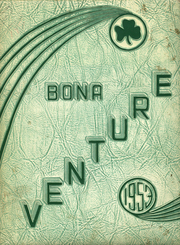 Page 1, 1953 Edition, St Bonaventure High School - Bona Venture Yearbook (Columbus, NE) online yearbook collection