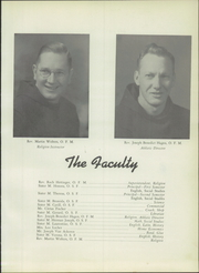 Page 13, 1953 Edition, St Bonaventure High School - Bona Venture Yearbook (Columbus, NE) online yearbook collection