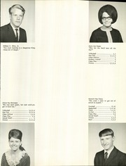 Page 17, 1969 Edition, Hardy High School - Yearbook (Hardy, NE) online yearbook collection