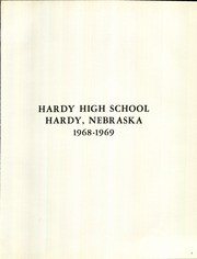 Page 5, 1969 Edition, Hardy High School - Yearbook (Hardy, NE) online yearbook collection