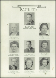 Page 6, 1947 Edition, Juniata High School - Green Dragon Yearbook (Juniata, NE) online yearbook collection