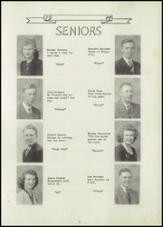 Page 7, 1947 Edition, Juniata High School - Green Dragon Yearbook (Juniata, NE) online yearbook collection