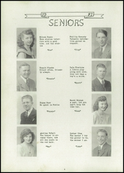 Page 8, 1947 Edition, Juniata High School - Green Dragon Yearbook (Juniata, NE) online yearbook collection
