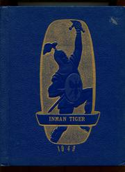 1949 Edition, Inman High School - Tiger Yearbook (Inman, NE)