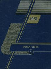 1951 Edition, Inman High School - Tiger Yearbook (Inman, NE)