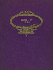 Page 1, 1940 Edition, Merriman High School - Blue Jay Yearbook (Merriman, NE) online yearbook collection