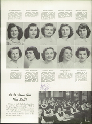 Page 17, 1950 Edition, St Mary High School - Semper Maria Yearbook (Omaha, NE) online yearbook collection