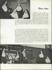 Page 8, 1950 Edition, St Mary High School - Semper Maria Yearbook (Omaha, NE) online yearbook collection