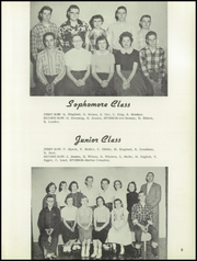 Page 13, 1957 Edition, Bennet High School - Bennetonian Yearbook (Bennet, NE) online yearbook collection