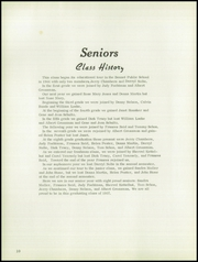Page 14, 1957 Edition, Bennet High School - Bennetonian Yearbook (Bennet, NE) online yearbook collection