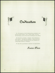 Page 6, 1957 Edition, Bennet High School - Bennetonian Yearbook (Bennet, NE) online yearbook collection
