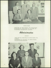 Page 8, 1957 Edition, Bennet High School - Bennetonian Yearbook (Bennet, NE) online yearbook collection