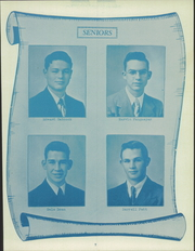 Page 11, 1953 Edition, Reynolds High School - Tigers Yearbook (Reynolds, NE) online yearbook collection