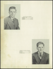 Page 12, 1953 Edition, Riverton High School - Bulldog Yearbook (Riverton, NE) online yearbook collection