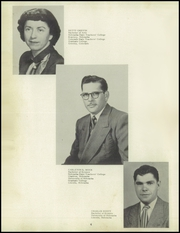Page 8, 1953 Edition, Riverton High School - Bulldog Yearbook (Riverton, NE) online yearbook collection