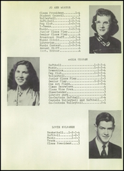 Page 13, 1951 Edition, Steele City High School - Bulldog Yearbook (Steele City, NE) online yearbook collection