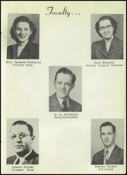 Page 7, 1951 Edition, Steele City High School - Bulldog Yearbook (Steele City, NE) online yearbook collection