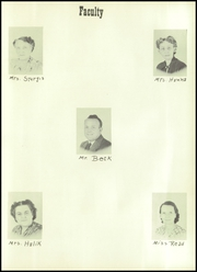 Page 9, 1954 Edition, Steele City High School - Bulldog Yearbook (Steele City, NE) online yearbook collection
