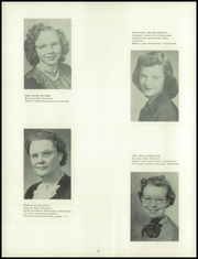 Page 10, 1952 Edition, Odessa High School - Cardinal Yearbook (Odessa, NE) online yearbook collection