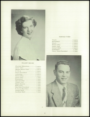Page 12, 1952 Edition, Odessa High School - Cardinal Yearbook (Odessa, NE) online yearbook collection