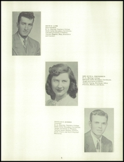 Page 9, 1952 Edition, Odessa High School - Cardinal Yearbook (Odessa, NE) online yearbook collection