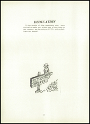Page 8, 1955 Edition, Odessa High School - Cardinal Yearbook (Odessa, NE) online yearbook collection