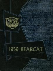 1959 Edition, Huntley High School - Bearcat Yearbook (Huntley, NE)