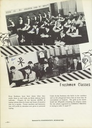 Page 16, 1954 Edition, St Agnes Academy - Crusader Yearbook (Alliance, NE) online yearbook collection