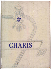Grace University - Charis Yearbook (Omaha, NE) online yearbook collection, 1960 Edition, Page 1
