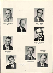 Page 15, 1962 Edition, Grace University - Charis Yearbook (Omaha, NE) online yearbook collection