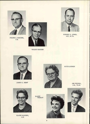 Page 16, 1962 Edition, Grace University - Charis Yearbook (Omaha, NE) online yearbook collection