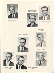 Page 17, 1962 Edition, Grace University - Charis Yearbook (Omaha, NE) online yearbook collection