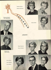 Page 13, 1964 Edition, Grace University - Charis Yearbook (Omaha, NE) online yearbook collection