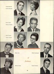 Page 14, 1964 Edition, Grace University - Charis Yearbook (Omaha, NE) online yearbook collection
