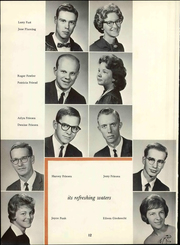 Page 16, 1964 Edition, Grace University - Charis Yearbook (Omaha, NE) online yearbook collection