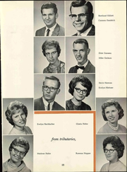 Page 17, 1964 Edition, Grace University - Charis Yearbook (Omaha, NE) online yearbook collection