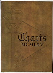 Grace University - Charis Yearbook (Omaha, NE) online yearbook collection, 1965 Edition, Page 1