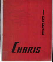 Grace University - Charis Yearbook (Omaha, NE) online yearbook collection, 1966 Edition, Page 1