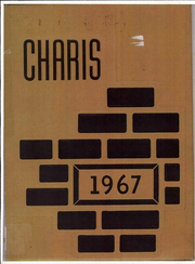 1967 Edition, Grace University - Charis Yearbook (Omaha, NE)