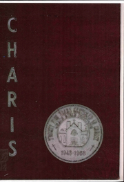 1968 Edition, Grace University - Charis Yearbook (Omaha, NE)