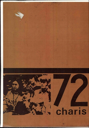 Grace University - Charis Yearbook (Omaha, NE) online yearbook collection, 1972 Edition, Page 1