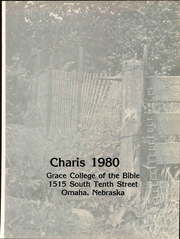 Page 7, 1980 Edition, Grace University - Charis Yearbook (Omaha, NE) online yearbook collection