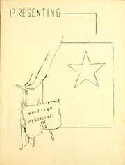 Page 15, 1952 Edition, Whittier Junior High School - Greenleaf Yearbook (Lincoln, NE) online yearbook collection